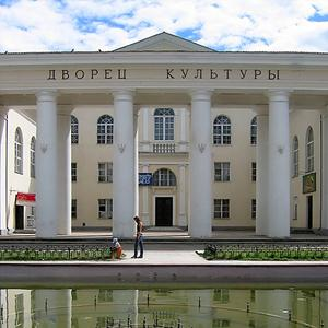 Дворцы и дома культуры Вытегры