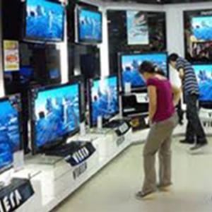 Магазины электроники Вытегры