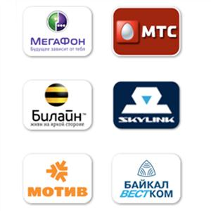 Операторы сотовой связи Вытегры